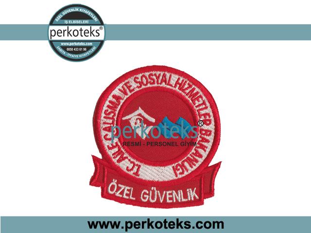 Ozel Guvenlik Armasi ( Calisma Ve Sosyal Guvenlik Bakanligi )